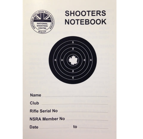 Shooters Notebook