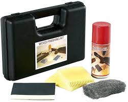Wood Finishing Kit
