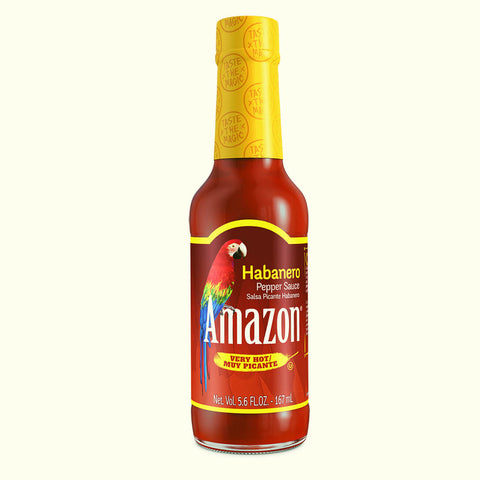 Amazon Habanero Sauce [Wholesale]