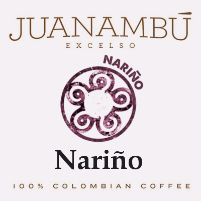 Juanambu Colombian Excelso Coffee - Narino