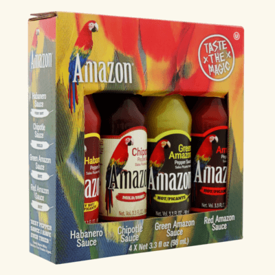 Amazon Four Sauce Gift Box
