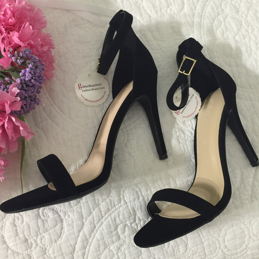 City Girl One Strap Heel