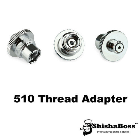 Shishaboss 510 thread adapter