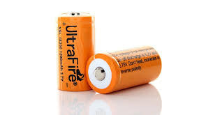 UtraFire 18350 Recharable Battery