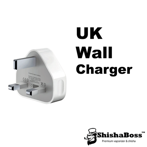 Shishaboss 3 Pin Wall Charger