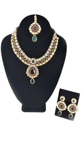 3 Piece Necklace Set MD006