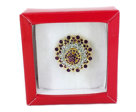 Free Size Parshwa Finger Ring DN05