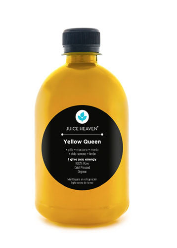 Yellow Queen