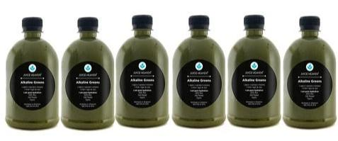 Detox Six of Greens