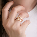 ARIA MOON RING (Small)
