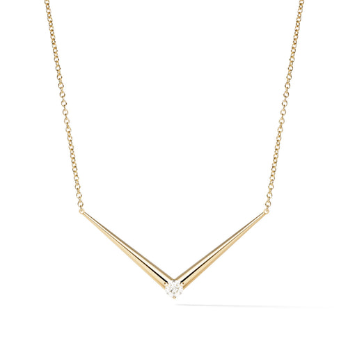 ARIA V NECKLACE (Gold)