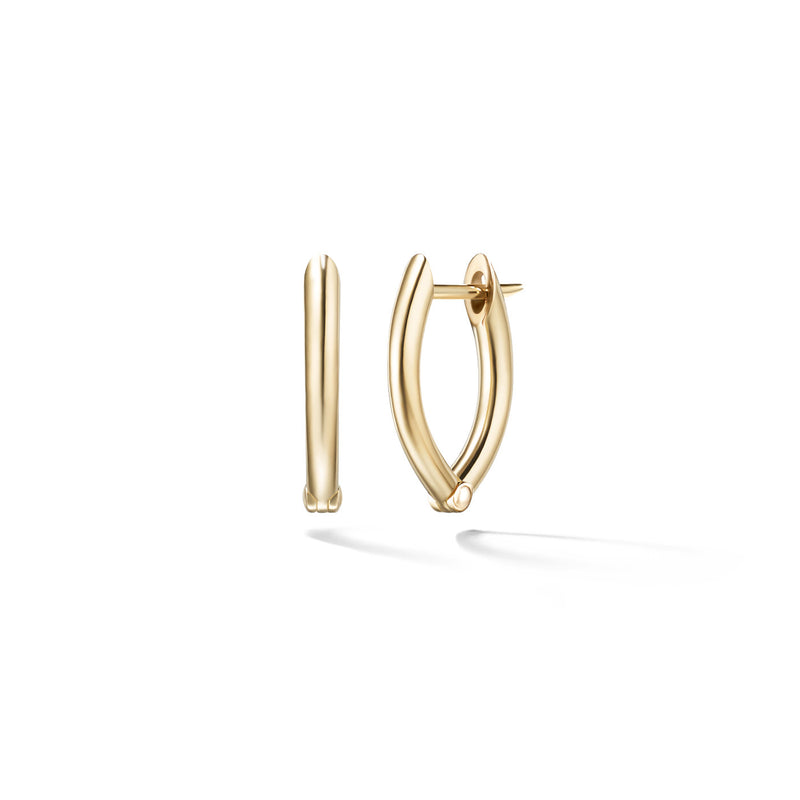 CRISTINA EARRING Small (Gold)