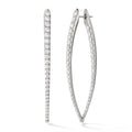 CRISTINA EARRING XL (Diamond)