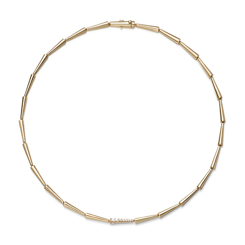 LOLA LINKED NECKLACE (Gold)