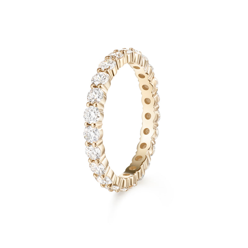 SADIE ETERNITY BAND (2.5mm)