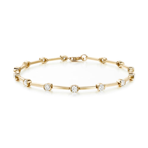 ZEA LINKED BRACELET