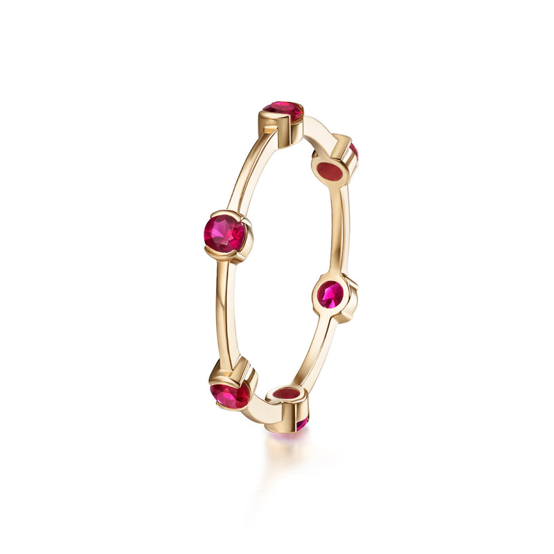 ZEA RING (Ruby)