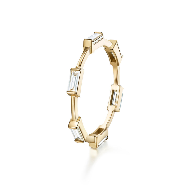 ZEA RING (Baguette Cut)