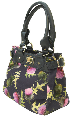 Thistle Design Sophie Handbag - Blooms of London - Designs inspired by nature
