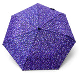 Three Fold Bluebell Umbrella - Blooms of London - Designs inspired by nature