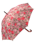 Rose Pink Design Umbrella - Blooms of London - Designs inspired by nature