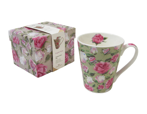 English Rose Mug - Blooms of London - Designs inspired by nature