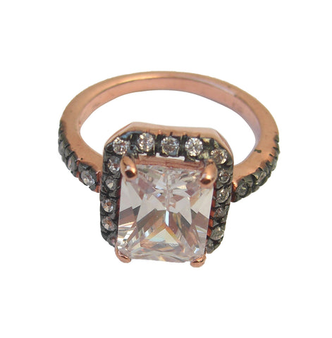 Antique diamond shape ring - Blooms of London - Designs inspired by nature