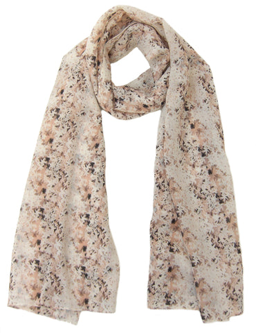 Jasmine Scarf - Blooms of London - Designs inspired by nature