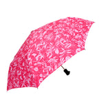 Honeysuckle Pink Umbrella - Blooms of London - Designs inspired by nature