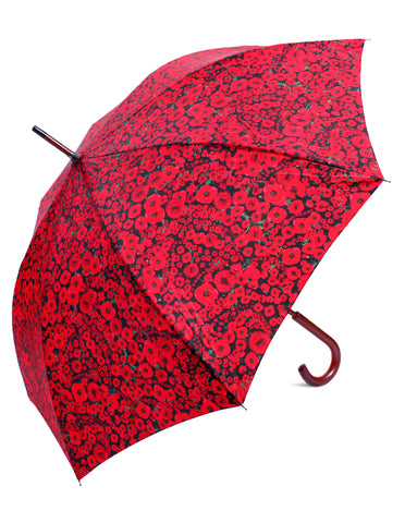 Poppy Design M Umbrella - Blooms of London - Designs inspired by nature