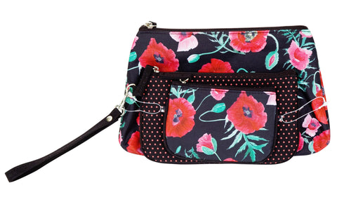 Make-Up Bag - Blooms of London - Designs inspired by nature