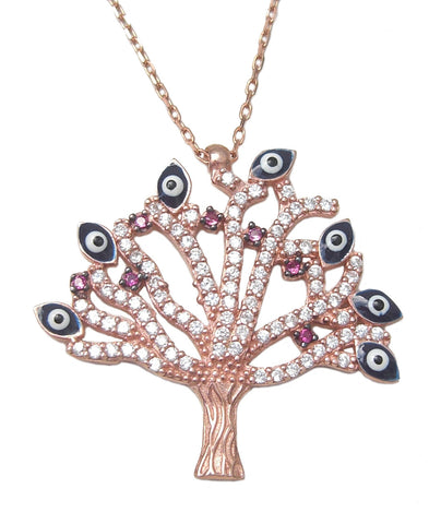 Tree necklace - Blooms of London - Designs inspired by nature