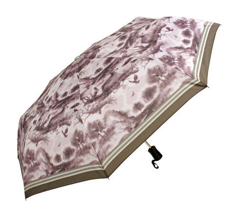 Richmond Park Design Foldable Umbrella - Blooms of London - Designs inspired by nature