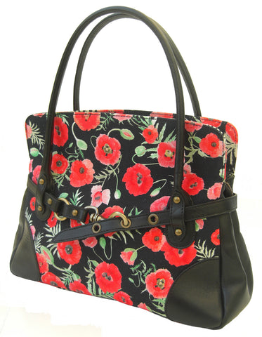Poppy T Rosie Handbag - Blooms of London - Designs inspired by nature