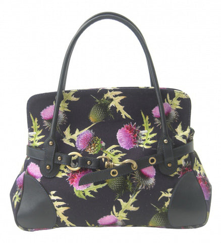Thistle Design Rosie Handbag - Blooms of London - Designs inspired by nature