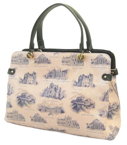 Scotland Design Handbag - Blooms of London - Designs inspired by nature