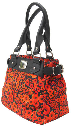 Poppy M Sophie Handbag - Blooms of London - Designs inspired by nature