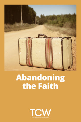 Abandoning the Faith