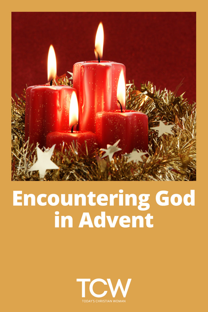 Encountering God in Advent