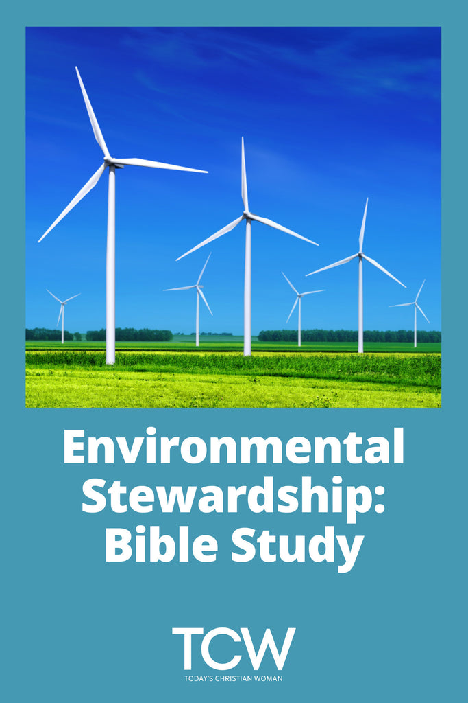 Environmental Stewardship - Bible Study