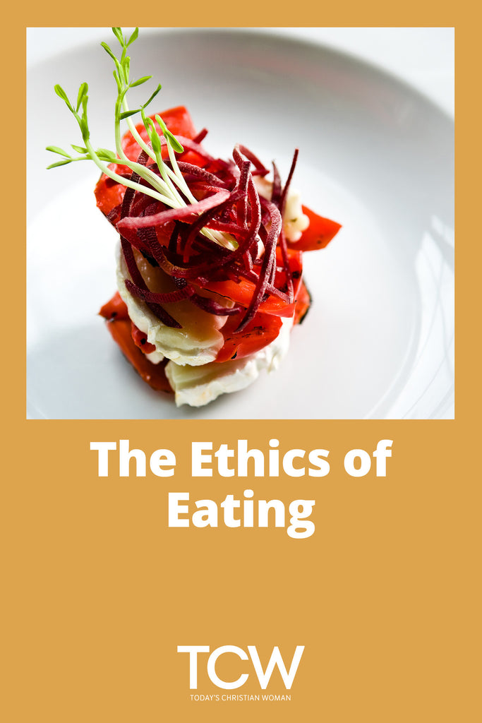 The Ethics of Eating