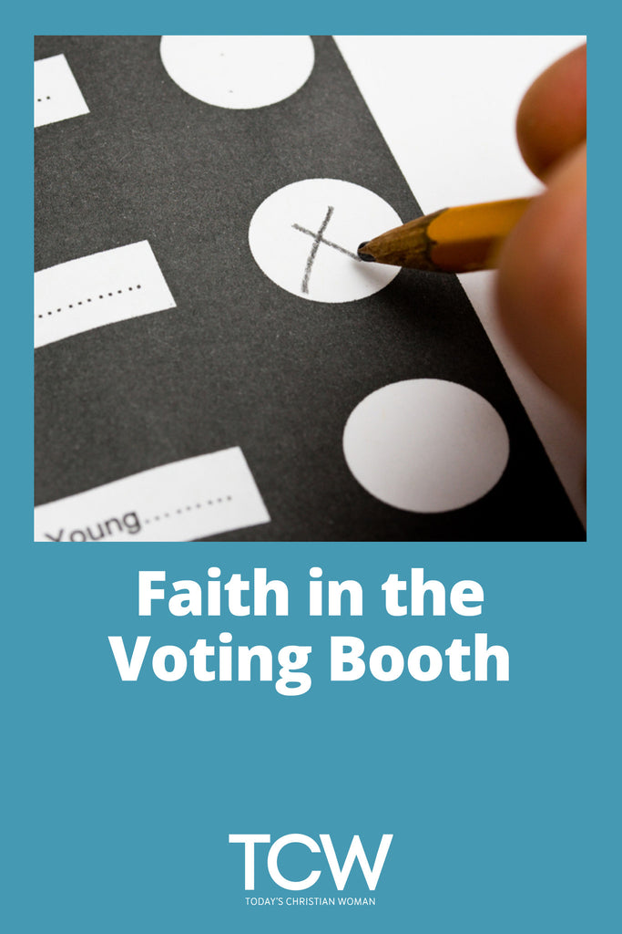 Faith in the Voting Booth