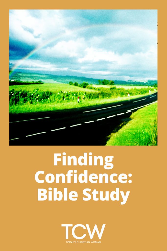 Finding Confidence - Bible Study