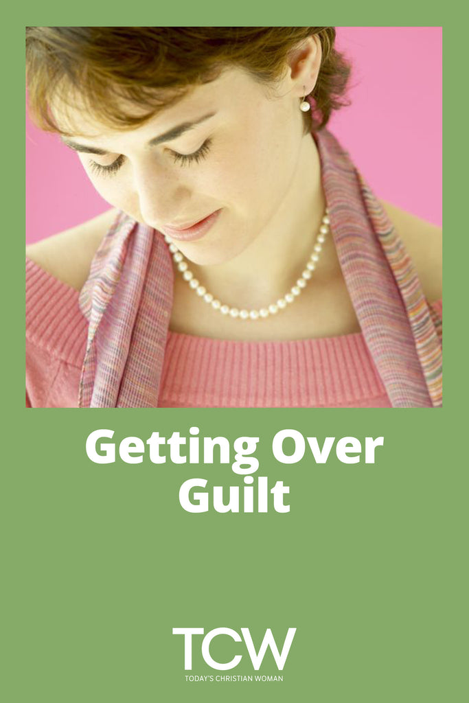 Getting Over Guilt