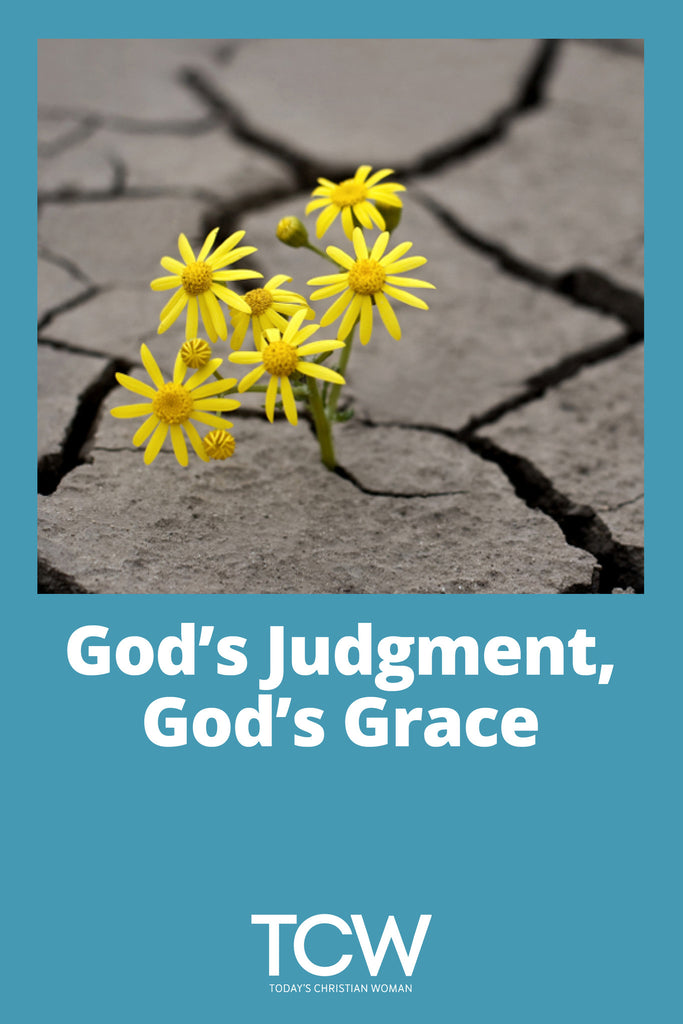 God's Judgment, God's Grace