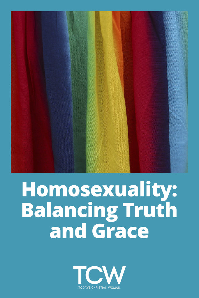 Homosexuality: Balancing Truth and Grace