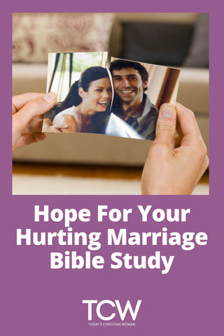 Hope For Your Hurting Marriage - Bible Study