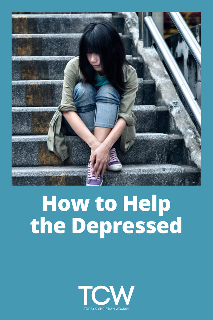 How to Help the Depressed