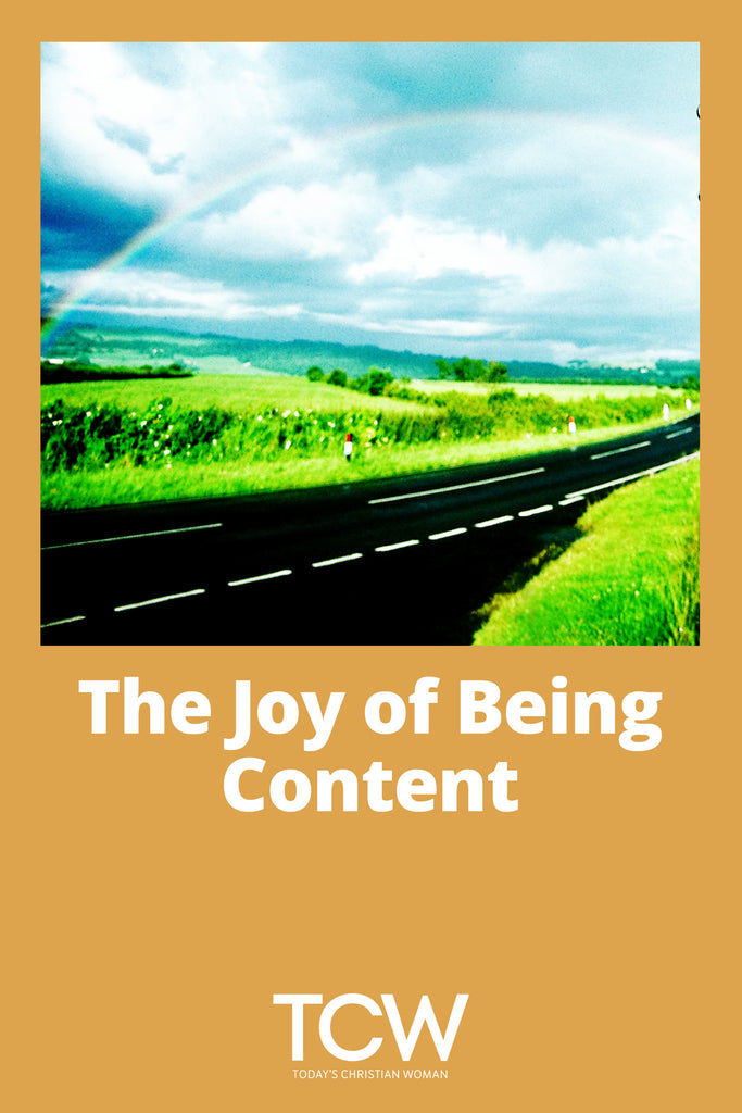 The Joy of Being Content