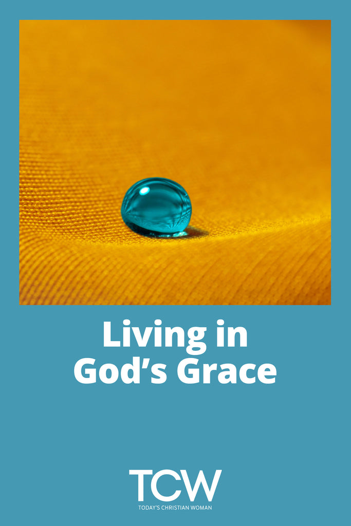 Living in God's Grace